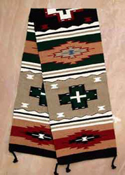 photo link to wool runners - Southwestern Decor